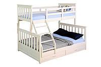 Ліжко двоярусне «Лотос-2»