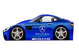 Кровать машинка Мерседес машина серии Бренд Mercedes Benz, фото 2