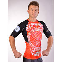 Рашгард for pankration BERSERK APPROWED WPC red NEW