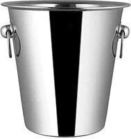 Ведро Empire d 22 см h 20 см для охлаждения шампанского из нержавеющей стали (1251 EM)
