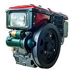 Двигатели с водяным охлаждением