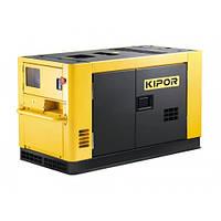 Трехфазный дизельный генератор Kipor KDE12STA3 (8,4 кВт)