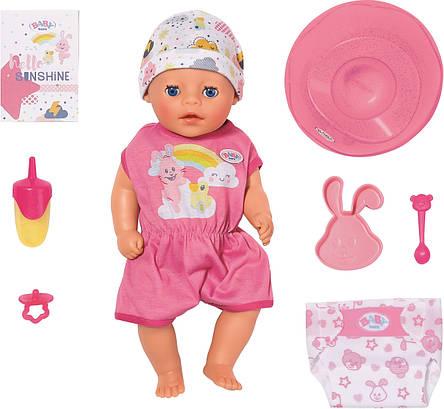 Кукла Baby Born Милая кроха 36 см Нежные объятия Zapf 827321, фото 2
