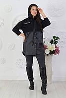 Женская Туника с капюшоном, фото 1