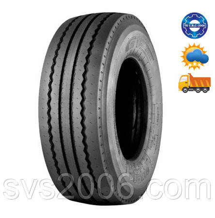 Giti Грузовая шина GTL919+ 385/55 R22,5 прицеп