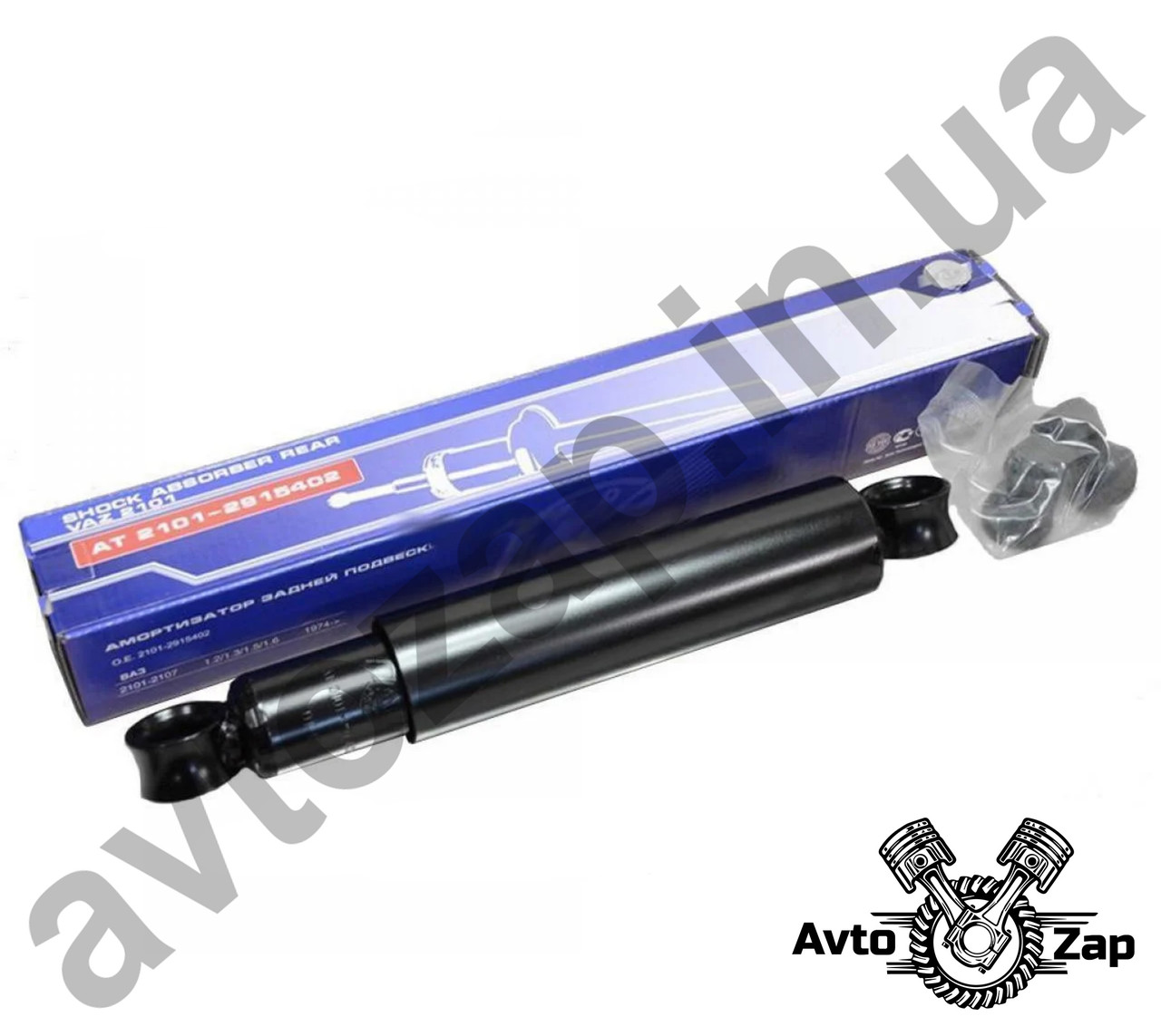 Амортизатор ВАЗ 2101-2107 зад. масляный   149