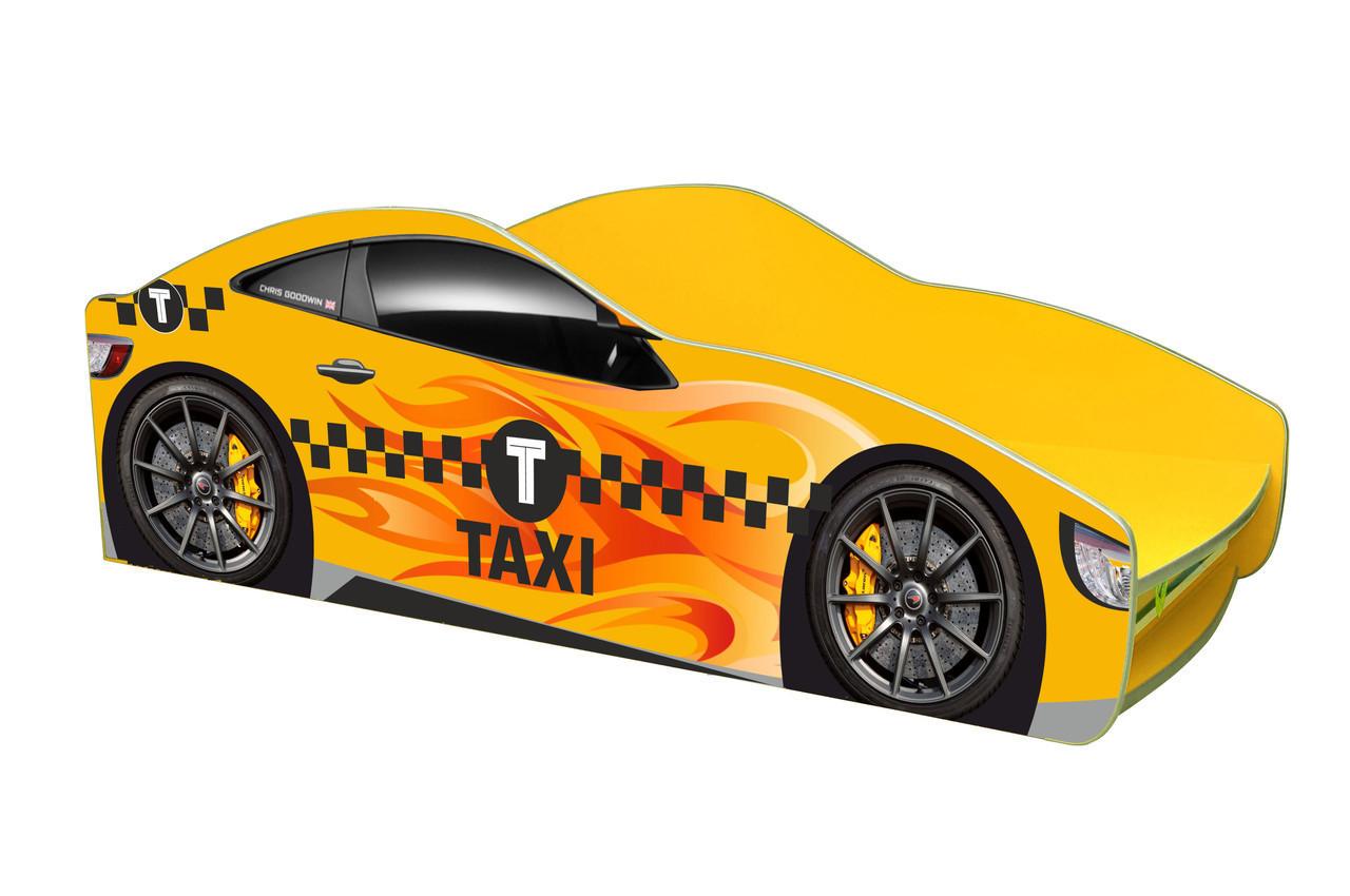 Кровать машинка Такси машина серии Бренд Taxi