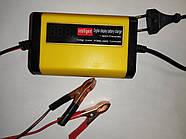 Зарядное устройство для свинцовых аккумуляторов 12В