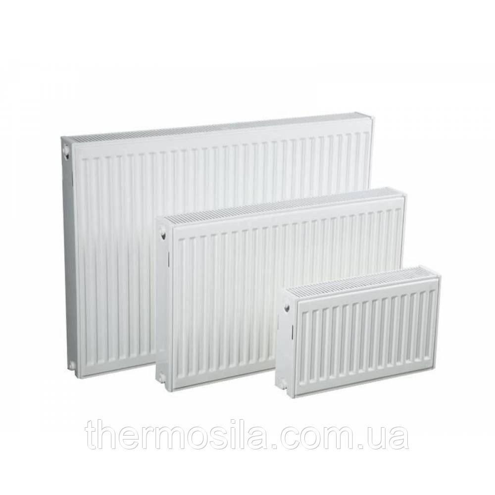 Радиатор KORADO RADIK 33K 600х1600 боковое подключение