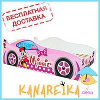 Детская кровать для девочки Minnie