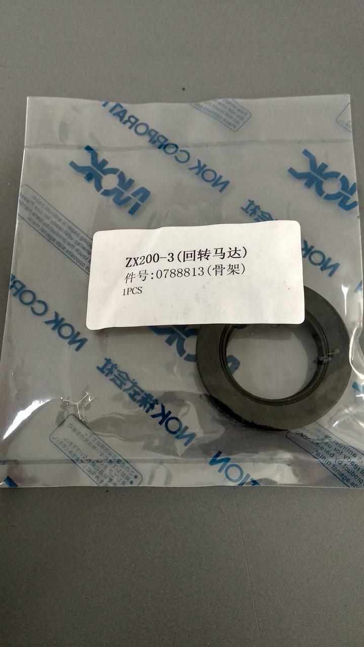 0788813сальник валагидромотора поворота Kawasaki M5X130 (Hitachi 4610138)