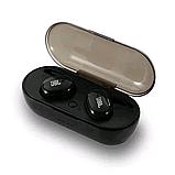 Наушники JBL TWS 4 Bluetooth Беспроводные сенсорные с зарядным кейсом (копия), фото 5