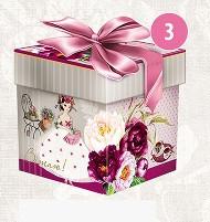 Картонная подарочная упаковка, 300 грамм
