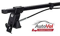 Багажник на гладкую крышу Tata Indica Hatchback 97-07 Amos AM-6