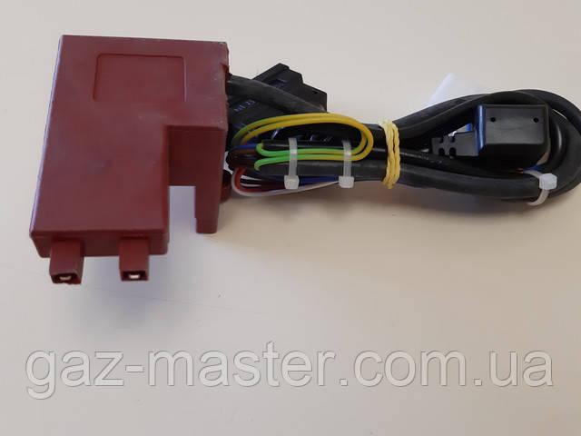 Трансформатор розжига Ariston UNO с проводами (комин)  65100552