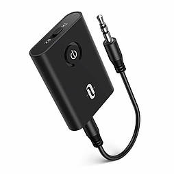 Универсальный Bluetooth 5.0 адаптер 2 в 1 передатчик и ресивер