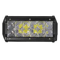 Автомобильная фара LED (12 LED) 36W-SPOT | Авто-прожектор | Фара светодиодная автомобильная