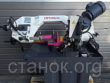 Optimum S 275 N Ленточнопильный станок по металлу верстат Ленчтоная пила опти с 275 н оптимум, фото 3