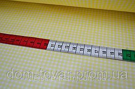 Отрез ткани 52смх50см№306а желтый