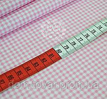 Отрез ткани 52смх50см №731 розовый