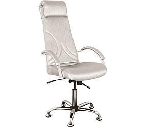 Кресло для Визажа и Педикюра Aramis кожзаменитель Boom (Velmi TM)