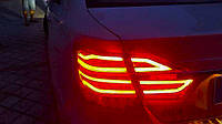 "Гибкий неон в фары ""Light guide lamp""/60см (red) к-кт 2шт"