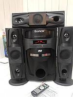 Акустическая система комплект 2 колонки + сабвуфер3.1 Djack DJ-J3L100W (USB/FM-радио/Bluetooth)