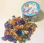 Сладкий подарок из конфет, Фрукты в шоколаде, 500 грамм, в подарочном тубусе, фото 2