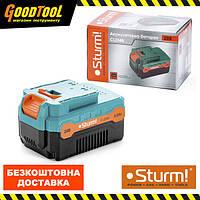 Акумулятор Li-Ion 20В 4 Aч Sturm CL204B