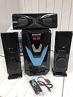 Акустическая система 3.1 DJACK DJ-Y3L (USB/FM-радио/Bluetooth) 60w