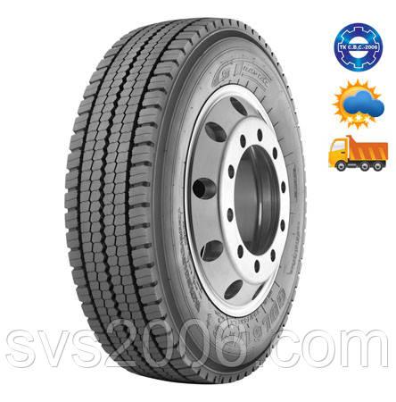 Giti Вантажна шина GDL617 315/60 R22,5 ведуча