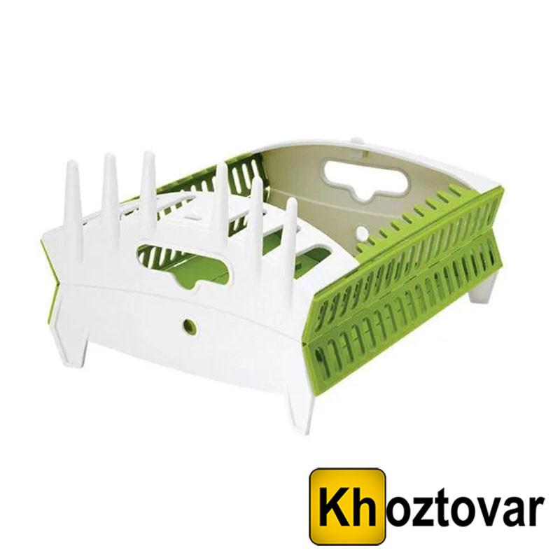 Сушилка для посуды Collapsible Compact Dish Rack