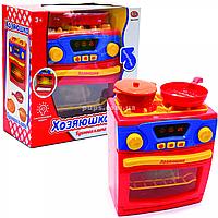 Кухонная плита Play Smart «Хозяюшка» 18х23х11 см (2234)