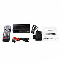 Цифровой эфирный ресивер DVB-T2 UKC 0967 с поддержкой WiFi адаптера | AG480011