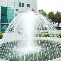 Форсунки  для фонтана Многоструй 3\4д  Увлажнение охлаждение для животноводства, производства, ландшафта и шоу