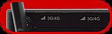WiFi роутер 3G 4G QUANTA Une Plus 72 (модем Huawei) для Киевстар, Vodafone, Lifecell, фото 5