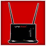 WiFi роутер 3G 4G QUANTA Une Plus 72 (модем Huawei) для Киевстар, Vodafone, Lifecell, фото 4
