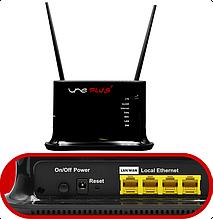 WiFi роутер 3G 4G QUANTA Une Plus 72 (модем Huawei) для Киевстар, Vodafone, Lifecell