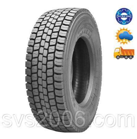 Giti Вантажна шина GDR638 265/70 R19,5 ведуча вісь