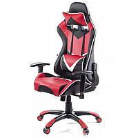 Кресло для геймеров АКЛАС Роккет PL RL Красный (08171) КОД: 08171