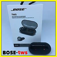 Беспроводные Bluetooth наушники Bose TWS Блютуз наушники, фото 1