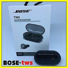 Беспроводные Bluetooth наушники Bose TWS Блютуз наушники