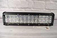 Автомобильная фара LED на крышу (24 LED) 72W-MIX | Авто-прожектор | Фара светодиодная автомобильная+ПОДАРОК!, фото 2