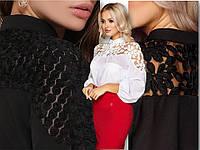 Жіноча шифонова блуза, фото 1