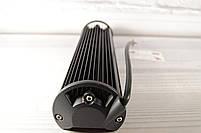 Автомобильная фара LED на крышу (24 LED) 72W-MIX | Авто-прожектор | Фара светодиодная автомобильная+ПОДАРОК!, фото 5