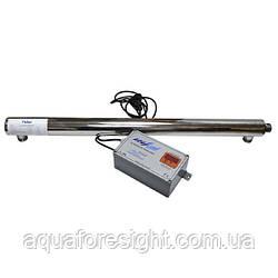 """Система ультрафиолетового обеззараживания Pallas Е-505 (5 м/час) подключение 1"""""""