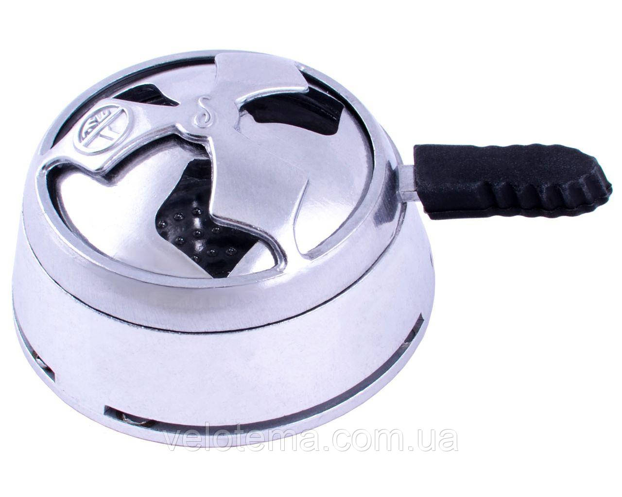 Калауд для кальяна D524-1 Silver