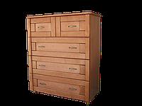 Комод деревянный Глория