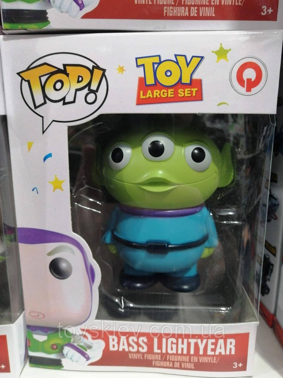 Фигурка  Фанко Поп из м-ф История игрушек Toy Story, Funko Pop (аналог)