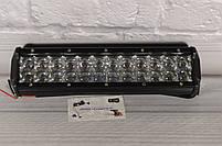 Автомобильная фара LED на крышу (24 LED) 72W-SPOT | Авто-прожектор | Фара светодиодная автомобильная+ПОДАРОК!, фото 2